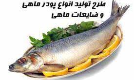 فروش پودر ماهی خالص مستقیم از درب کارخانه
