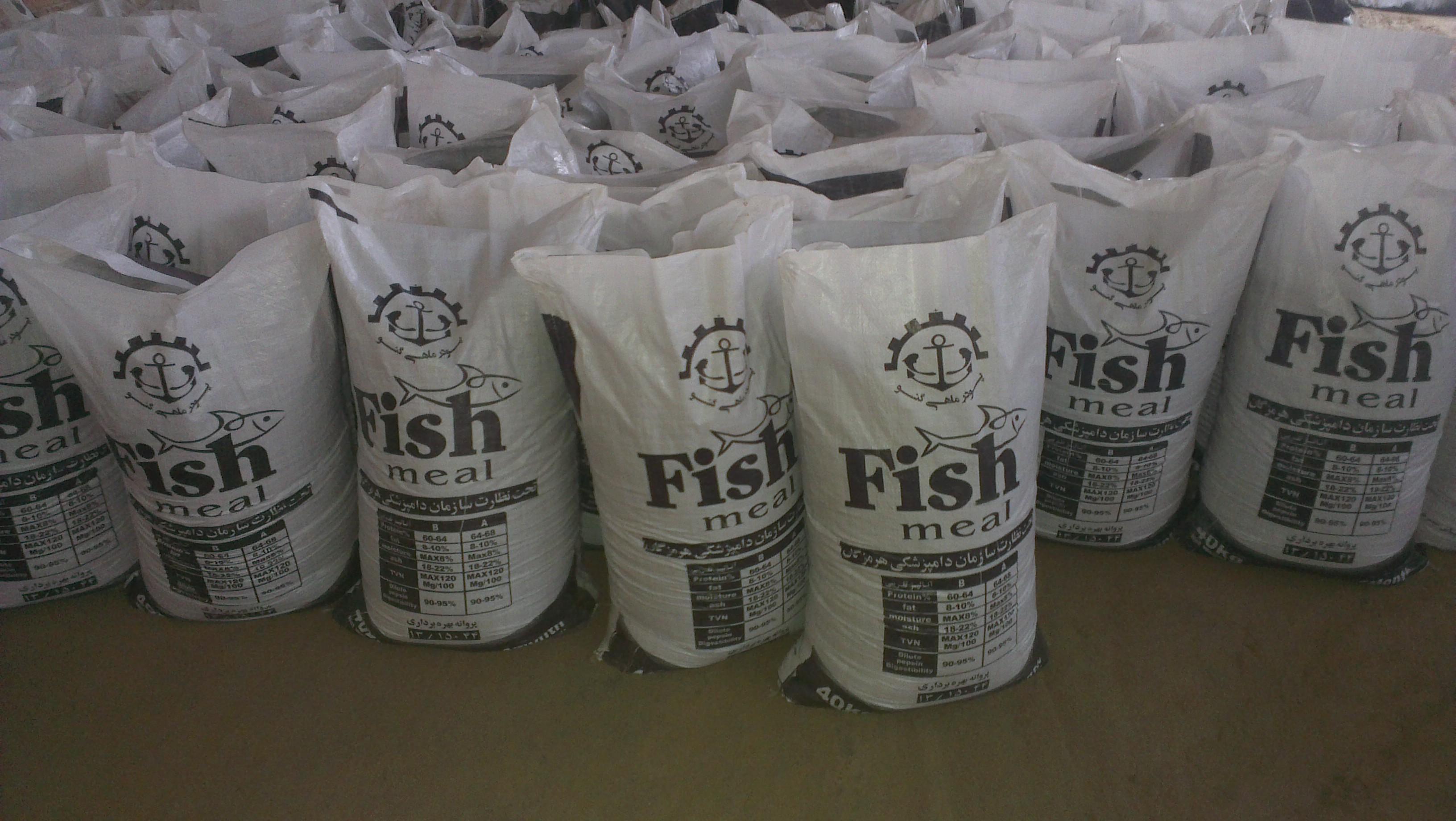 کارخانه تولید پودر ماهی جنوب