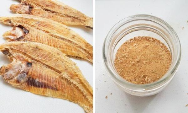 پودر ماهی استاندارد